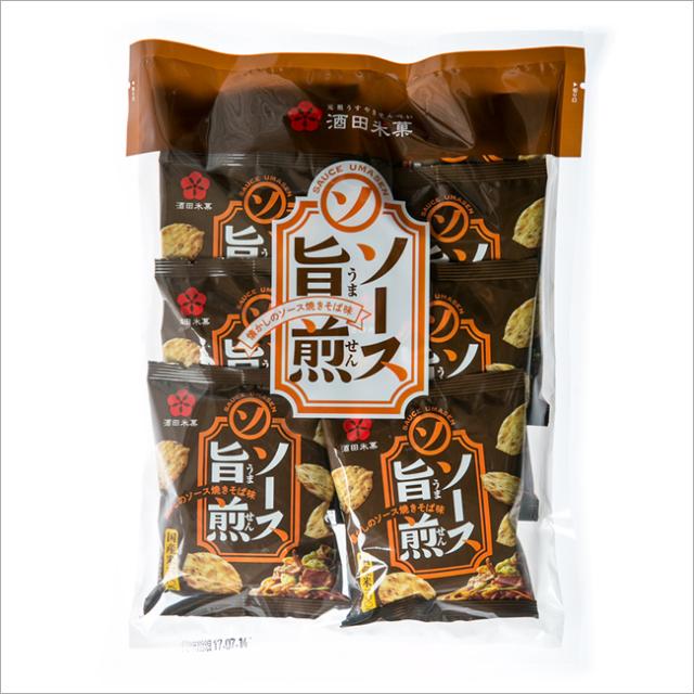 ソース旨煎 箱売り(1袋(小袋8袋入)×12)
