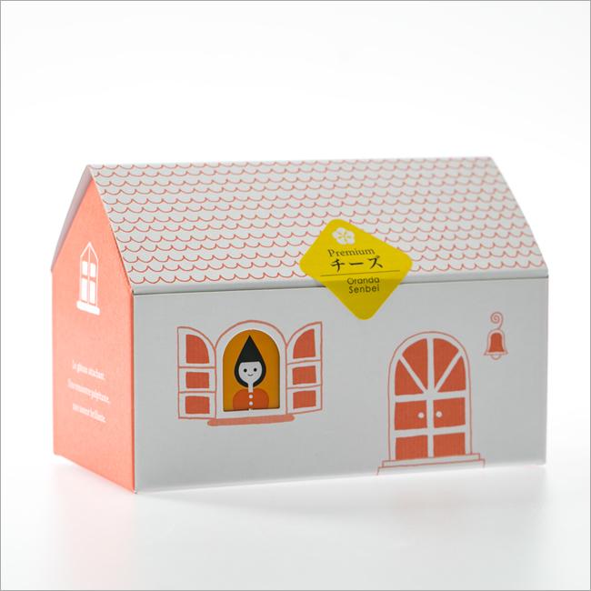 【終売】オランダせんべいプレミアムチーズ味