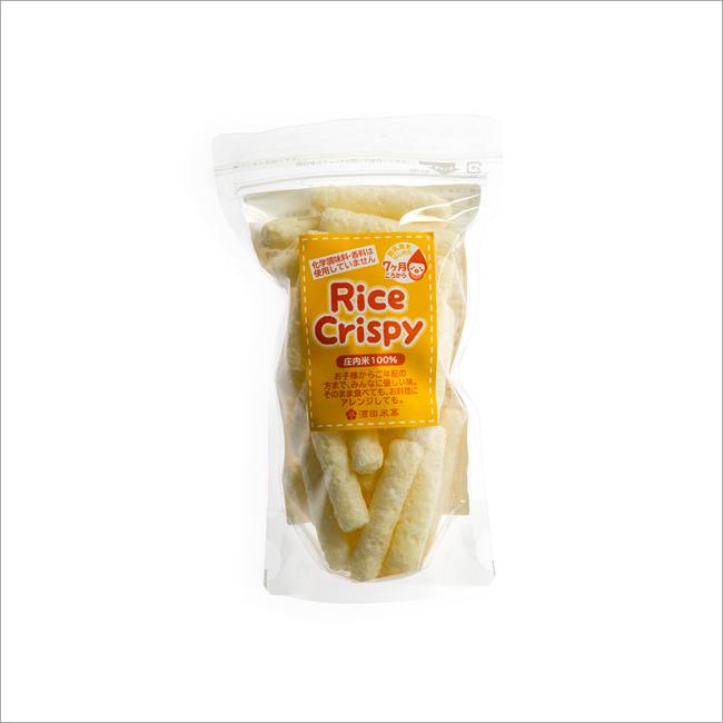 Rice crispy(赤ちゃんせんべい)【通販限定】