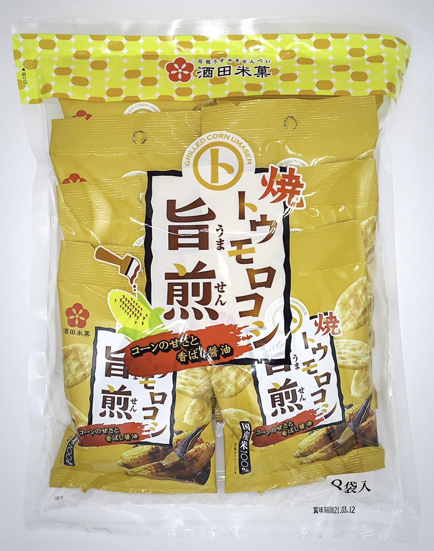 焼トウモロコシ旨煎(8P)