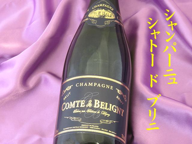シャンパーニュ シャトー ド ブリニ 白 スパークリングワイン通販 日本酒ショップくるみや