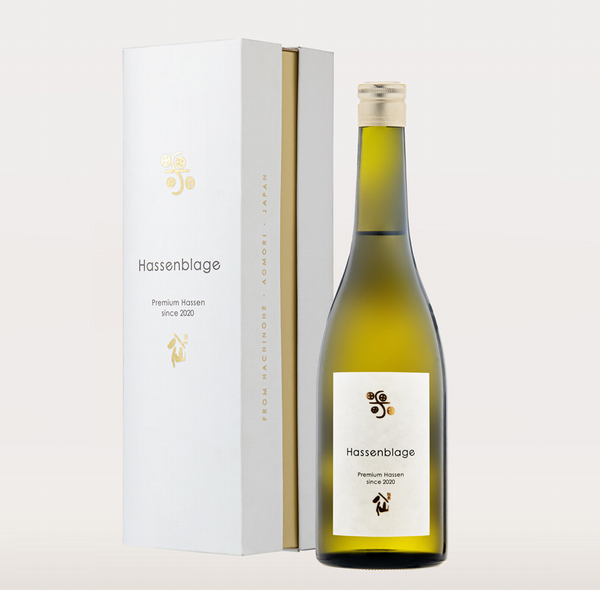 陸奥八仙 Hassenblage ハッセンブラージュ Premium Hassen 八戸の地酒通販 日本酒ショップくるみや
