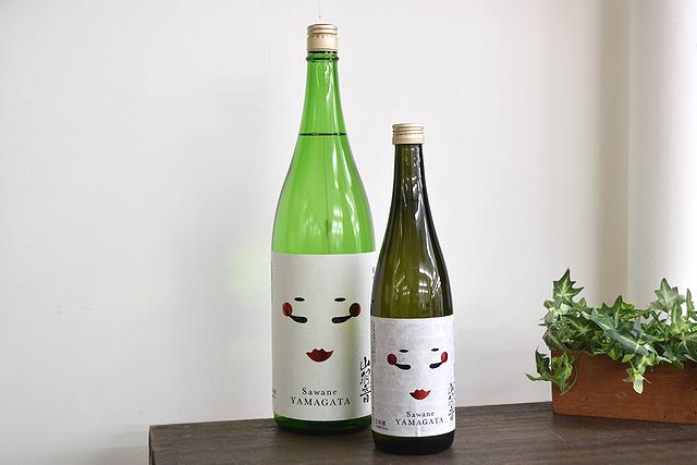 べんてん山羽音(さわね)純米吟醸 山形の地酒通販 日本酒ショップくるみや