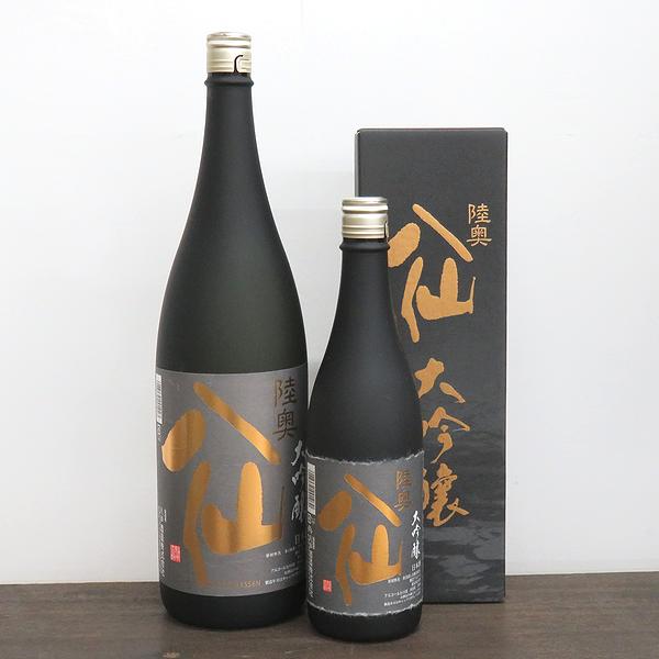 陸奥八仙 大吟醸 華想い40 2016年IWC大吟醸部門トロフィー受賞酒 八戸の地酒通販 日本酒ショップくるみや