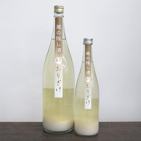 廣喜(ひろき)蔵の隠し酒 滓酒(おりざけ)活性生酒 岩手の地酒通販 日本酒ショップくるみや