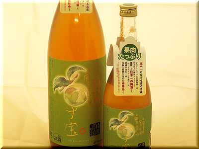 子宝リキュール プレミアムリッチ梅酒 リキュール通販 日本酒ショップくるみや