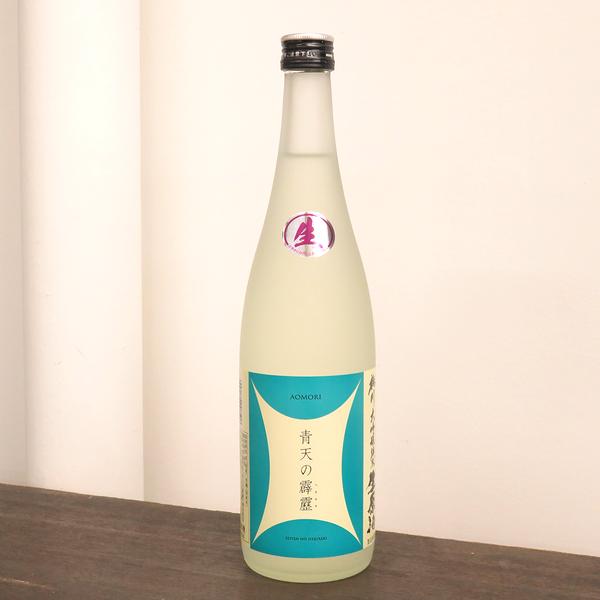 桃川 青天の霹靂 大吟醸純米生原酒 青森の地酒通販 日本酒ショップくるみや