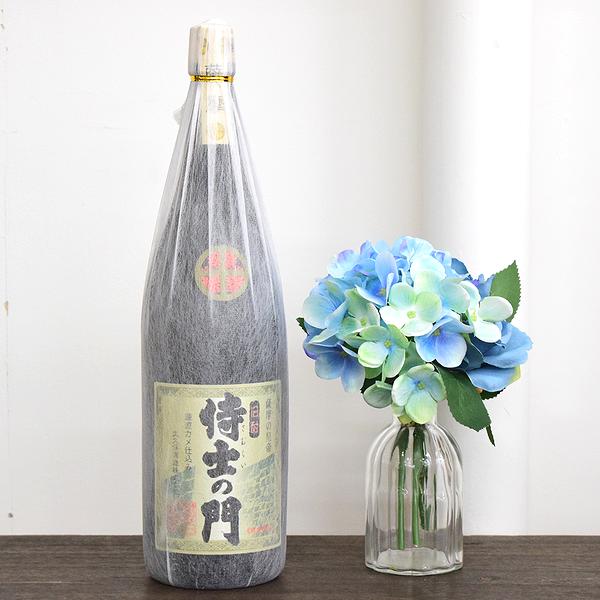 旧酎 侍士の門 黒麹芋焼酎 日本酒ショップくるみや