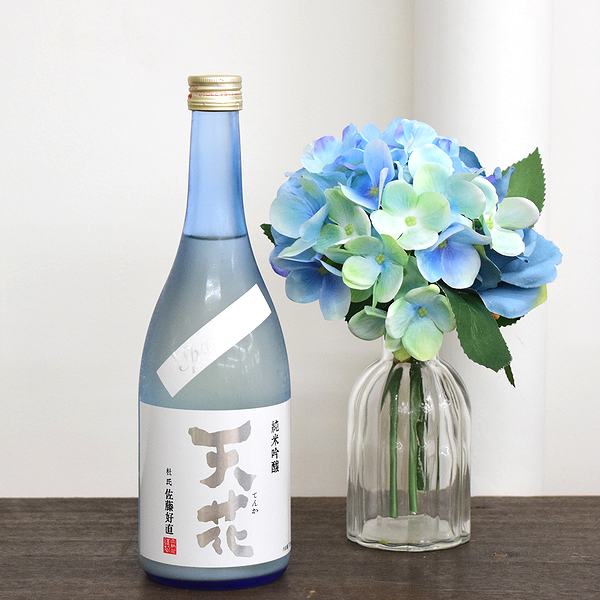天花 スパークリング 純米吟醸 活性にごり生酒 秋田の地酒通販 日本酒ショップくるみや