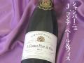 シャンパーニュ J.コンテ ペール&フィス 白 スパークリングワイン通販 日本酒ショップくるみや