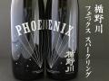 楯野川 PHOENIX Sparkling 純米大吟醸 山形の地酒通販 日本酒ショップくるみや