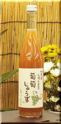 林農園 しぼったままの葡萄じゅうす ナイヤガラ 500ml