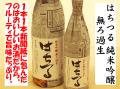 はちつる八鶴 純米吟醸 無濾過生酒 日本酒通販 日本酒ショップくるみや