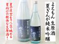酉与右衛門よえもん 夏ぎんが 純米吟醸 直汲み生原酒 岩手の地酒通販 日本酒ショップくるみや