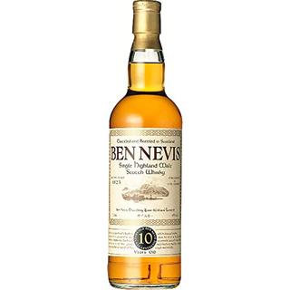 ベンネヴィス・シングルモルト10年 (43度/700ml)(1012186)