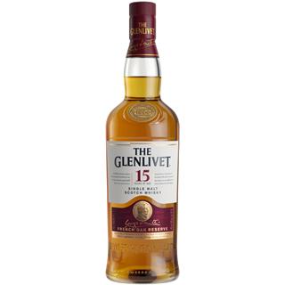 グレンリベット15年・フレンチオーク・リザーブ(1111007)