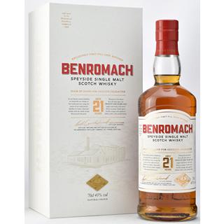 ベンロマック21年 (43度/700ml) (1112285)