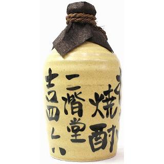 二階堂吉四六・陶器(720)