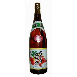 久米島の久米仙(35度)(1800)