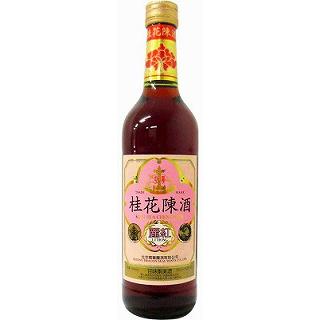桂花陳酒 麗紅(リーホン)(500)(9000003)