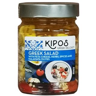 キポス・フェタチーズオイル漬け (オリーブ、レッドペッパー入り)(180g)(9999989)