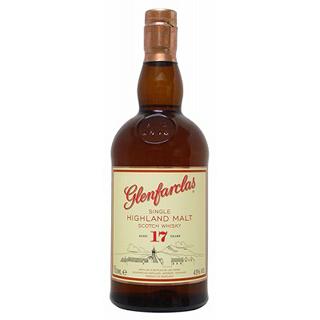 グレンファークラス17年 (正規)(43度/700ml)(1011174)
