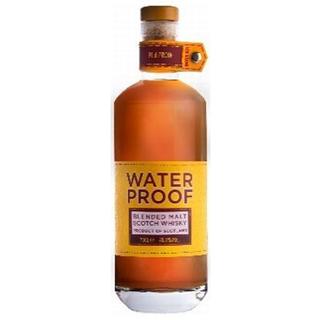 ウォータープルーフ・ブレンデッドモルトウイスキー (45.8度/700ml)(1011815)