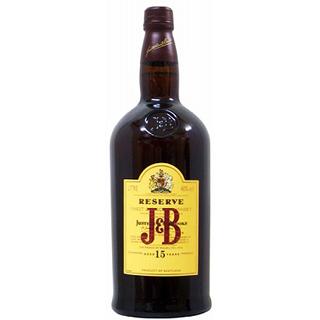J&B 15年 (43度/1L)(1012002)