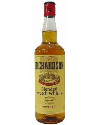 リチャードソン・スコッチウイスキー(1012420)