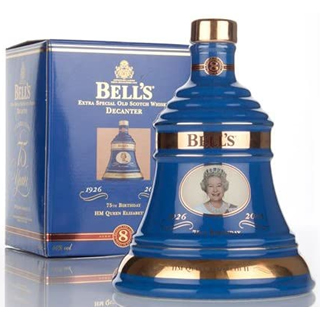 ベル・デキャンタ クイーンエリザベス生誕75周年記念ボトル (40度/700ml)(1012467)