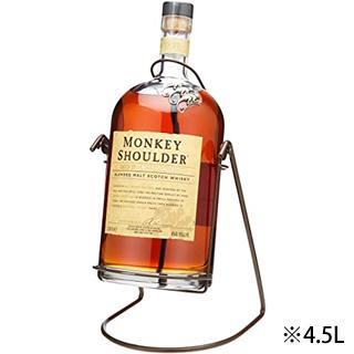 モンキーショルダー・ゴリラボトル (並行) (40度/4.5L) (1012589)  ※同梱不可_同梱された商品は別口での発送となります