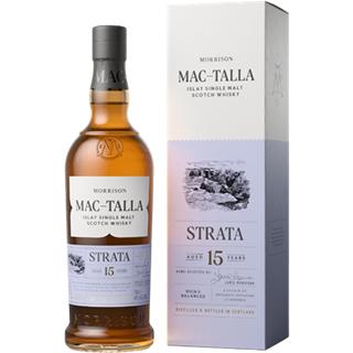マクタラ・ストラータ15年 (46度/700ml)