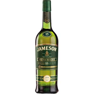 ジェムソン18年リミテッドリザーブ(40度/700ml)(1020107)