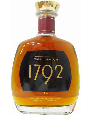 1792スモールバッチ・バーボン(46.8度/750ml)(1031647)