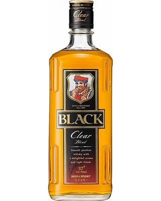 ブラックニッカ・クリアブレンド(700)