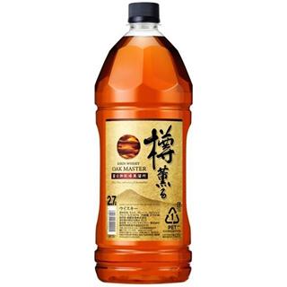 キリン オークマスター樽薫る(4L)(1053027)