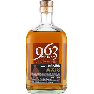 963 アクシス・ブレンデッドウイスキー (46度/700ml) (1054104)
