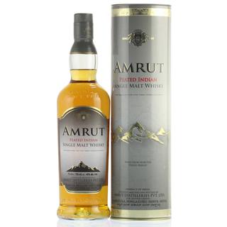 アムルット・ピーテッド・インディアンシングルモルトウイスキー (46度/700ml)(1060164)
