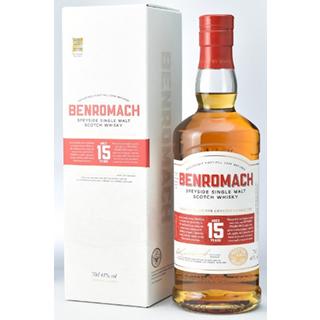ベンロマック15年 (43度/700ml) (1112053) <お取り寄せ商品・要10日前後>¶
