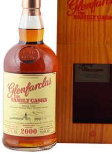 グレンファークラス  ザ・ファミリーカスク2000(1112158)