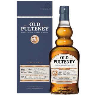 オールドプルトニー2006  シングルカスク No.1415 for modern malt whisky market 2019 (1211822)