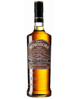 ボウモア・ホワイトサンズ17年(700