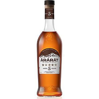 アルメニアブランデー・アララット5年 (40度/500ml)(2020052)