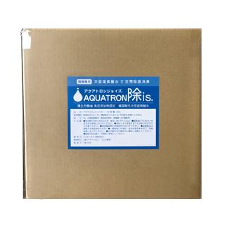 <他商品同梱不可>微弱酸性次亜塩素酸水 アクアトロンジョイズ_除菌水(20L)(2700041)