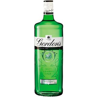 ゴードン・ジン・グリーンボトル(37度/1L)(3010166)