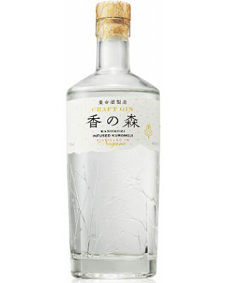 養命酒クラフトジン・香の森(47度/700ml)(3010432)