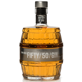 FIFTY/50/GIN フィフティ・フィフティ・ジン (50度/500ml)