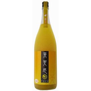 果実感 柚子 (1800)(4020777)