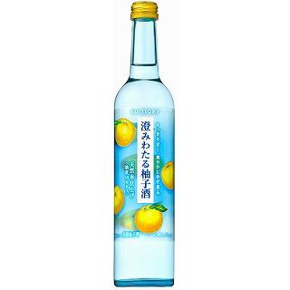 澄みわたる柚子酒(4020889)