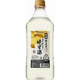 特選果実酒房 徳島産ゆず酒(14度/1.8L)(4020952)